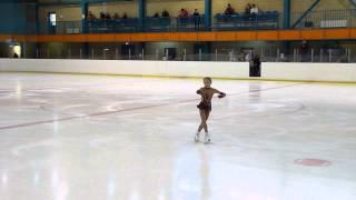 Екатерина Рябова, КП, ОПППФФКМ 2013 (2 сп. разряд)