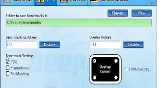Как снимать с программы Fraps(В этом видео я покажу как пользоватся программой Fraps., 2013-11-21T13:01:41.000Z)