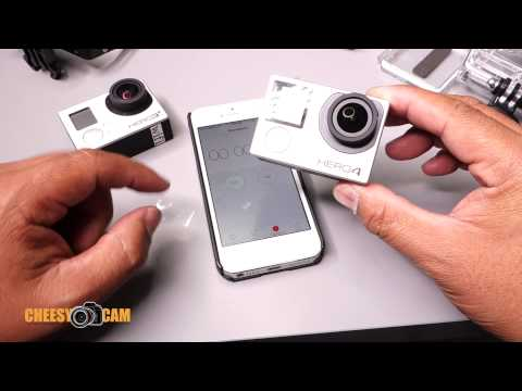 GoPro HERO4 Overheating Battery BacPac Problems Test #2
