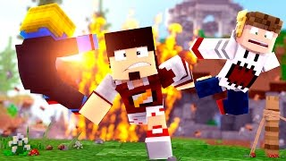 Minecraft: VOLTA PIOR TIME DO MUNDO - BED WARS ‹ AMENIC ›