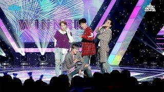 [예능연구소 직캠] 위너 에브리데이 @쇼!음악중심_20180519 EVERYDAY WINNER in 4K