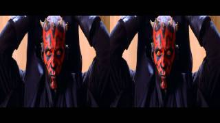 Звездные войны: Эпизод 1 - Скрытая угроза. 3D Трейлер. RU.