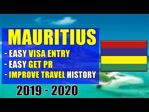 Mauritius Visa Free   Get PR   Start Your Busniess 2019 - 2020