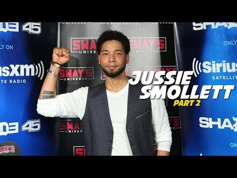Jussie Smollett Interview on Sway In The Morning Part 2
