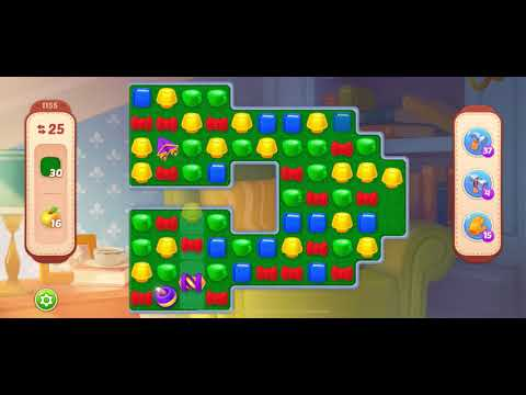 [Gameplay] Homescapes -
