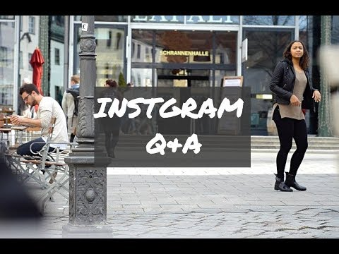 INSTAGRAM Q&A | Travel, Life in Germany, Trinidad & Tobago