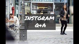 INSTAGRAM Q&A   Travel, Life in Germany, Trinidad & Tobago
