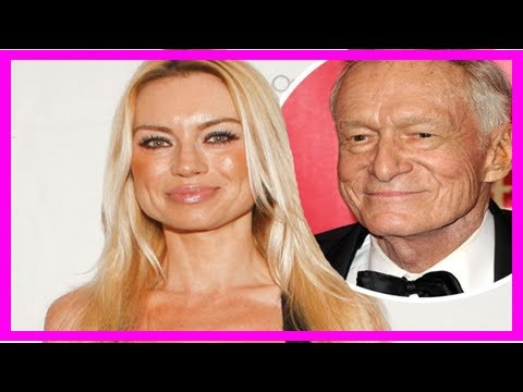 Breaking News | Hugh Hefner's Ex-girlfriend Opens Up About The Infamous Playboy Mansion's Grotto
