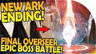 ARK SURVIVAL EVOLVED NEW ENDING + EPIC FINAL OVERSEER BOSS FIGHT - ARK Survival Evolved Update 267