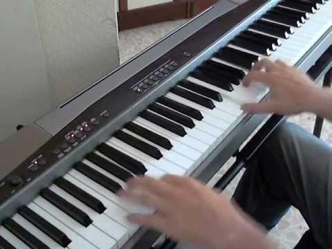 OUTRUN - Magical Sound Shower Live El Piano  アウトラン