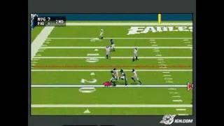 Madden NFL 2005 Game Boy Gameplay