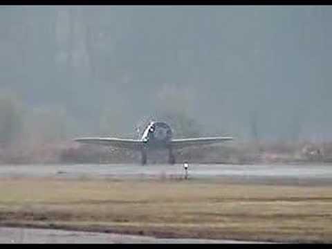 Mayocraft P26 Peashooter Flight 2