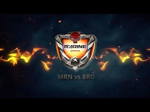 MRN vs bRo - Marine vs Turkish Brothers in Arms