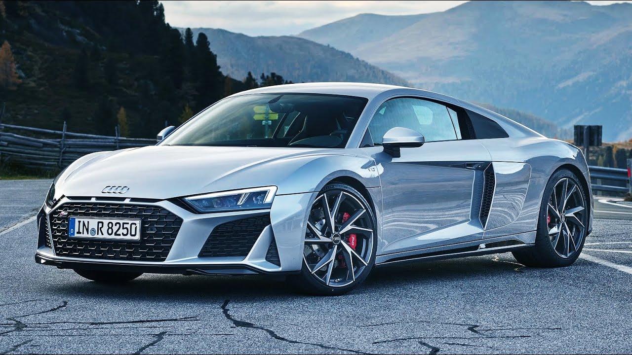 2021 Audi R8 V10 Spyder Style