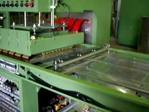 High Frequency Sealer HG-802F (8KW)