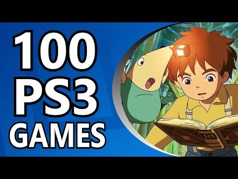 Top 100 PS3 Games (Alphabetical Order)