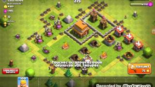 Épisode 11 saison 1 clash of clans - le mortier !