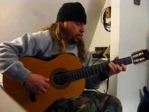 Soundgarden Black Hole Sun Chord/Melody Cover - YouTube