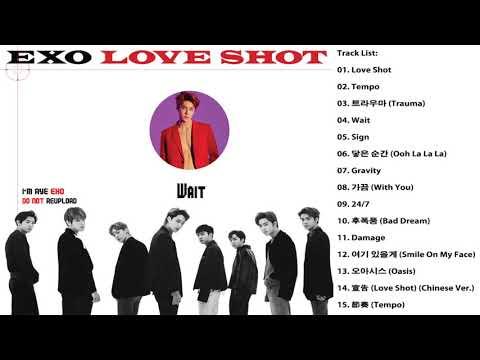 [FULL ALBUM] EXO – LOVE SHOT – THE 5TH ALBUM REPACKAGE