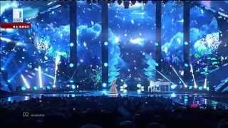 Krisia, Hasan & Ibrahim - Planet of the Children (Junior Eurovision 2014 live) [Bulgaria]