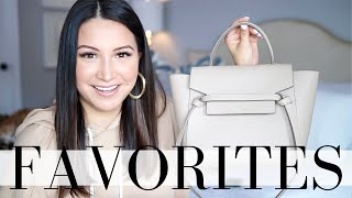 TOP FAVORITES - Beauty, Fashion + Lifestyle Must Haves | LuxMommy