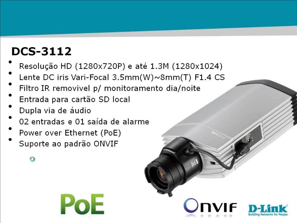 D-Link DCS-3112 Camera 64 BIT