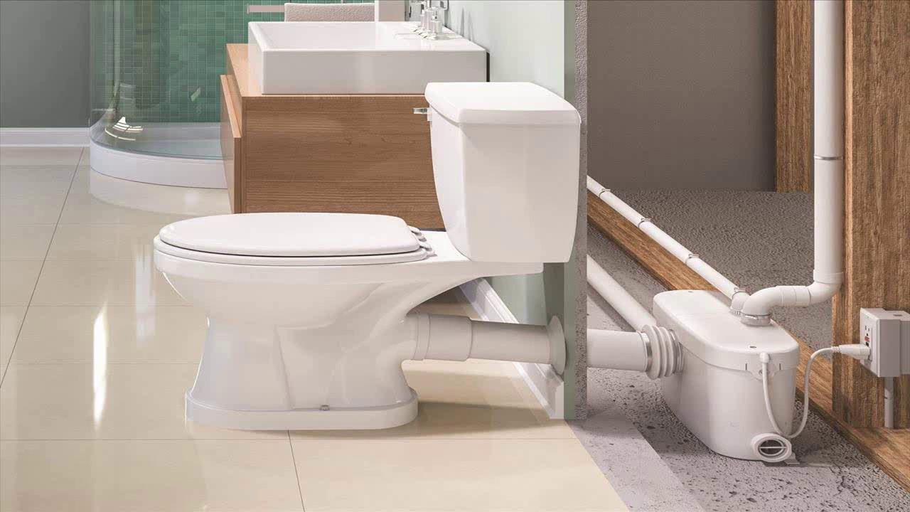 Saniflo Bathroom Designs - YouTube