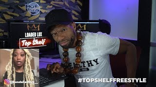 Loaded Lux Reviews First Wave of Top Shelf Freestyle Submissions #TOPSHELFFREESTYLE