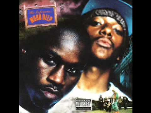 Mobb Deep Feat Ghostface Killah, Raekwon, Big Noyd  Right Back at You