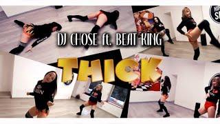 """DJ Chose ft. Beat King """"THICK"""" *** Finał Lekcji Indywidualnych / Strefa Kobiecego Tańca"""