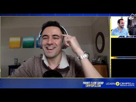 Rob Viglione Co-Founder of ZenCash $ZEN 2018 Interview!