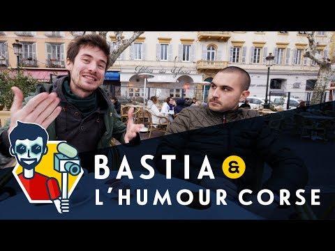 HEXAGONE#1 - BASTIA ET L'HUMOUR CORSE (Feat I KONGONI)