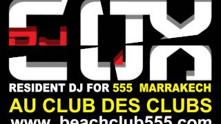 Dj Cox 555 Famous Club Marrakech