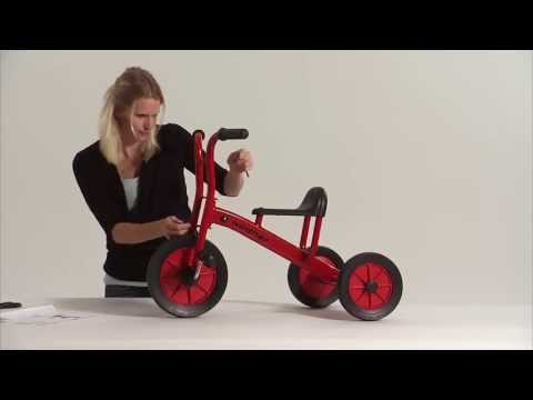 Video: Tricycle Winther® Viking