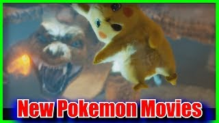 RUMOR New Pokemon RED & BLUE Movies For Pokemon Cinematic Universe