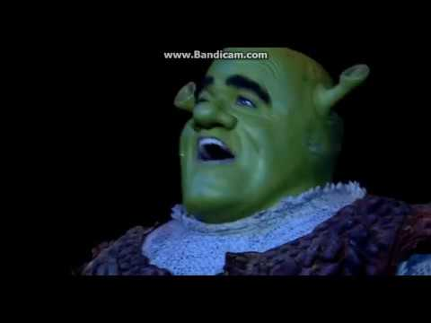 Shrek The Musical Who I'd Be