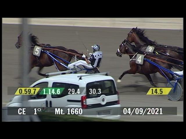 2021 09 04 | Corsa 1 | Metri 1660 | Premio Fondazione F.Or.