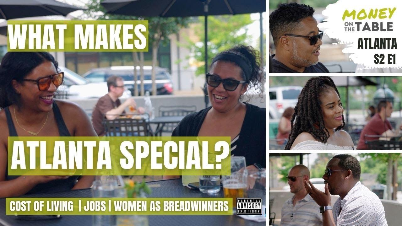 Download Why you should consider moving to Atlanta | Brunch at Lake & Oak BBQ | Season 2, Episode 1