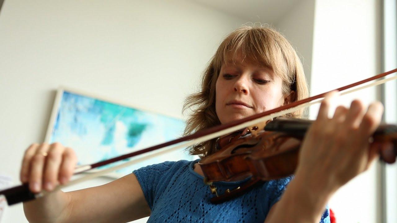 Mozart Minute: Amy Kauffman