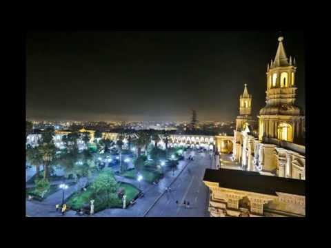 Best tourist attractions in Peru - Arequipa - Historic Centre