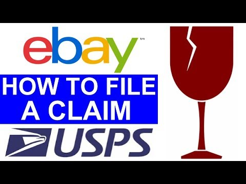 How To File An EBay Insurance Claim Online With USPS For Damage Or Loss Easy On Post Office Website