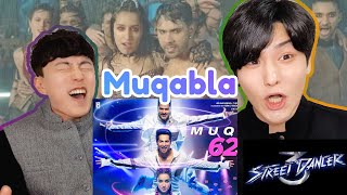 "Baixar ""Muqabla"" Reaction by Korean Dost - Street Dancer 3D"