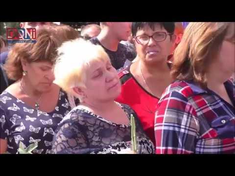 Funerals of Alexander Zakharchenko - Donetsk - 2 September 2018