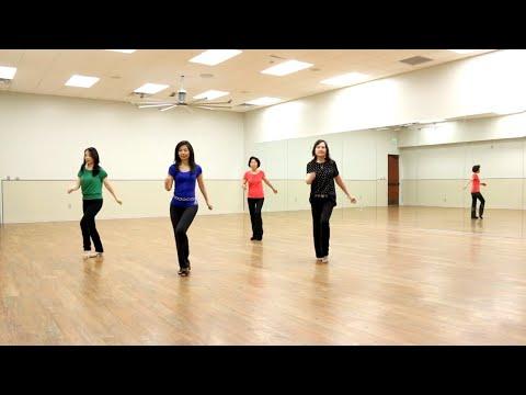 Soul Shake - Line Dance (Dance & Teach In English & 中文)