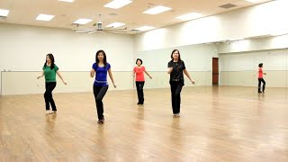 Soul Shake - Line Dance (Dance & Teach in English & 中文)