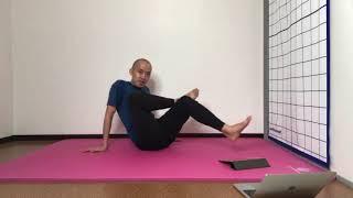 日常生活動作で体幹を使う〜重い物を持つ・前に屈む〜(部分カット)