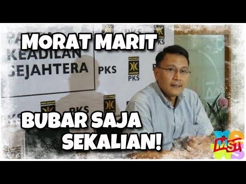 PKS Morat-Marit, Bubar Saja Sekalian!