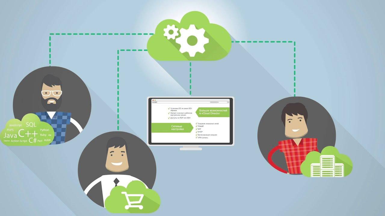 Облачный сервис CloudLITE: виртуальный дата-центр (IaaS)