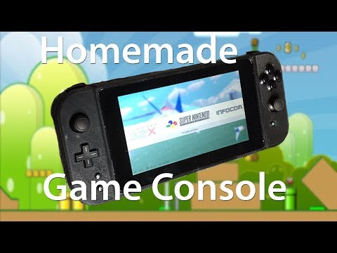 "0 - ""Nintimdo RP"": Student 3D-druckt Nintendo Switch-Replik"