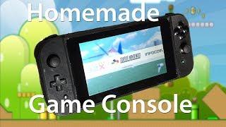 Homemade Nintendo Switch-